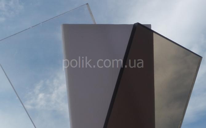 монолитный поликарбонат в Ивано-Франковске