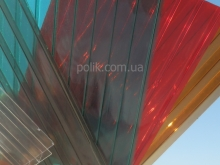 сотовый поликарбонат 10 мм