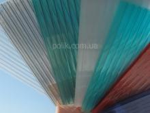сотовый поликарбонат 6 мм в Мариуполе