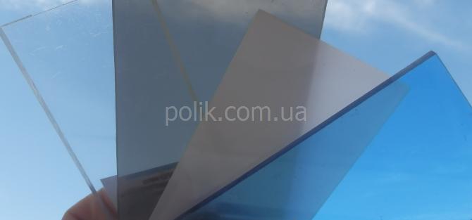 монолитный поликарбонат в Мариуполе