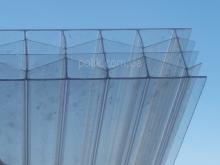 поликарбонат 20 мм сотовый