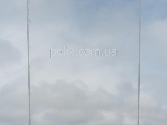 монолитный поликарбонат 2 мм