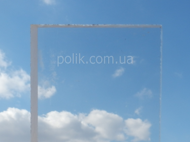 монолитный поликарбонат 10 мм
