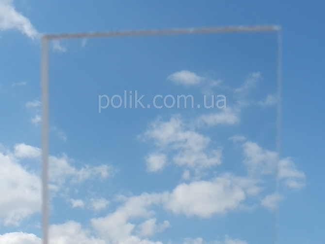 монолитный поликарбонат 5 мм